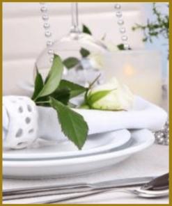 رومیزی رستوران