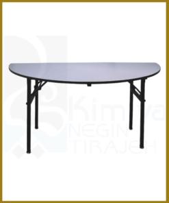 میز بنکوئیت نیم دایره BT-HR
