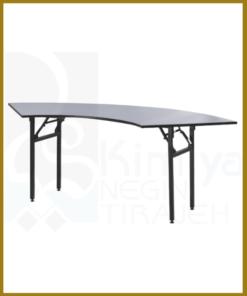 میز بنکوئیت هلالی BT-CR