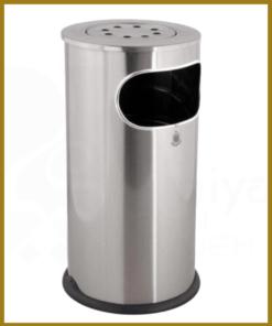 سطل زباله زیر سیگاری اداری – جا سیگاری ایستاده اداری