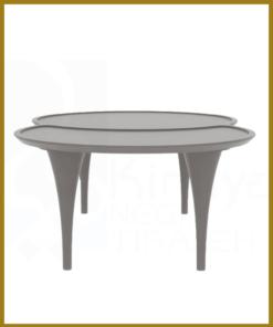 میز جلومبلی و عسلی میناک